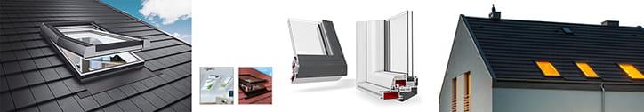 Dachfenster Kunststoff