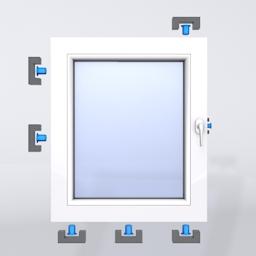 BEW24 Konfigurator Fenster Einbruchschutz